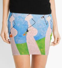 On The Meadow Mini Skirt