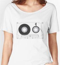 Cassette Series Nr. 2 - Saxophone man Women's Relaxed Fit T-Shirt
