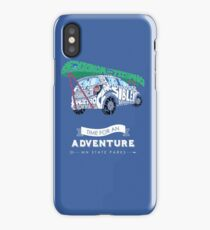 Time for an Adventure iPhone Case