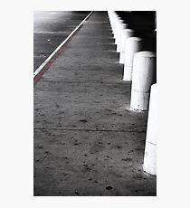 Sidewalk Photographic Print