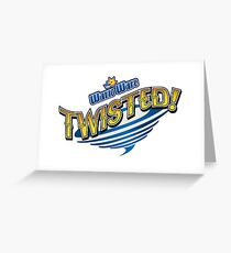 WarioWare Twisted! Greeting Card