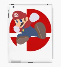 Super Smash Bros. Ultimate - Mario iPad Case/Skin
