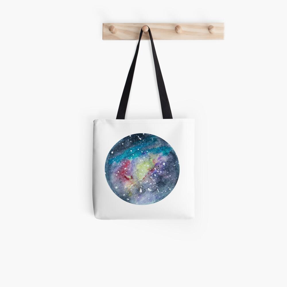 Kreisförmige Galaxie Tote Bag
