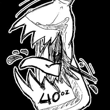 40oz Monster by angeldramos