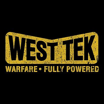 West Tek by huckblade