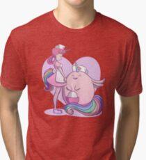 Rainbow Hospital! Tri-blend T-Shirt