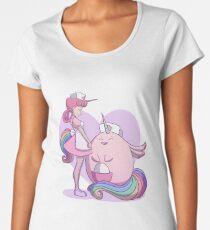 Rainbow Hospital! Women's Premium T-Shirt