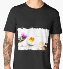 Afternoon Polygon Art Men's Premium T-Shirt