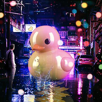 Rubber Duck Alley by vinpez