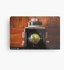 Old style photography Metal Print