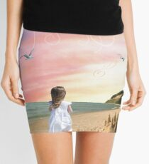 Once upon a sandcastle Mini Skirt