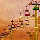 Sky Ride by David Lee Thompson