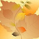 Leaves by marybedy