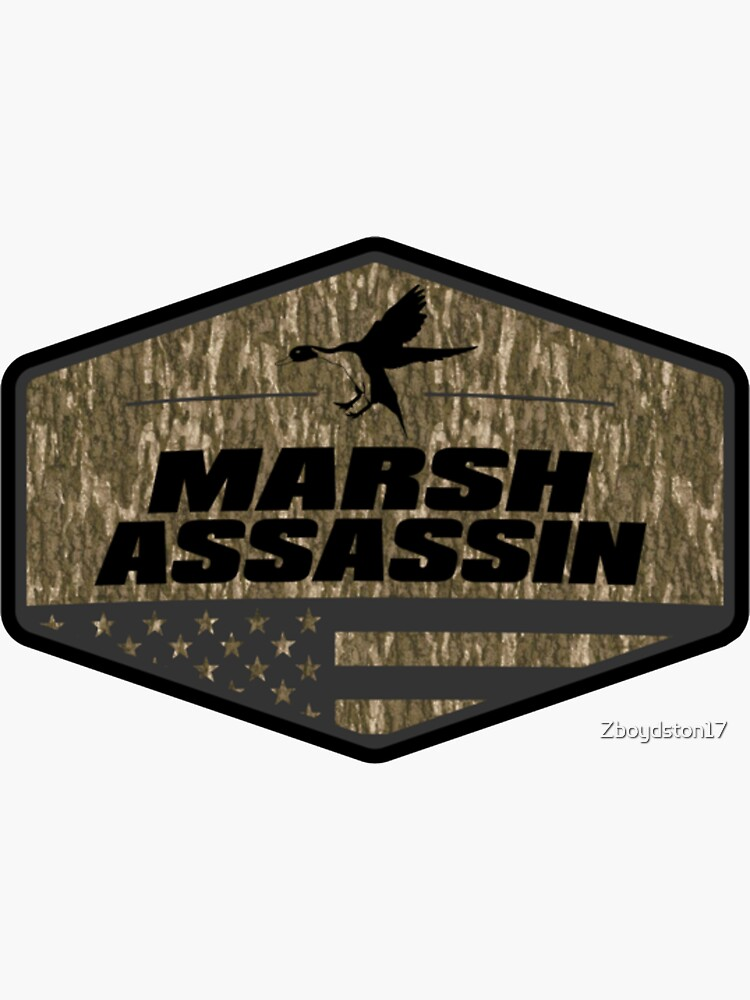 Marsh Assassin  by Zboydston17