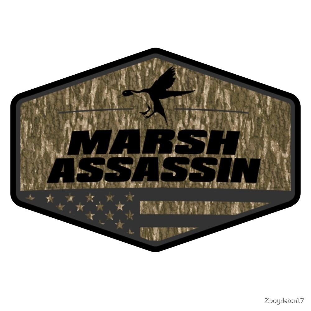 «Marsh Assassin» de Zboydston17