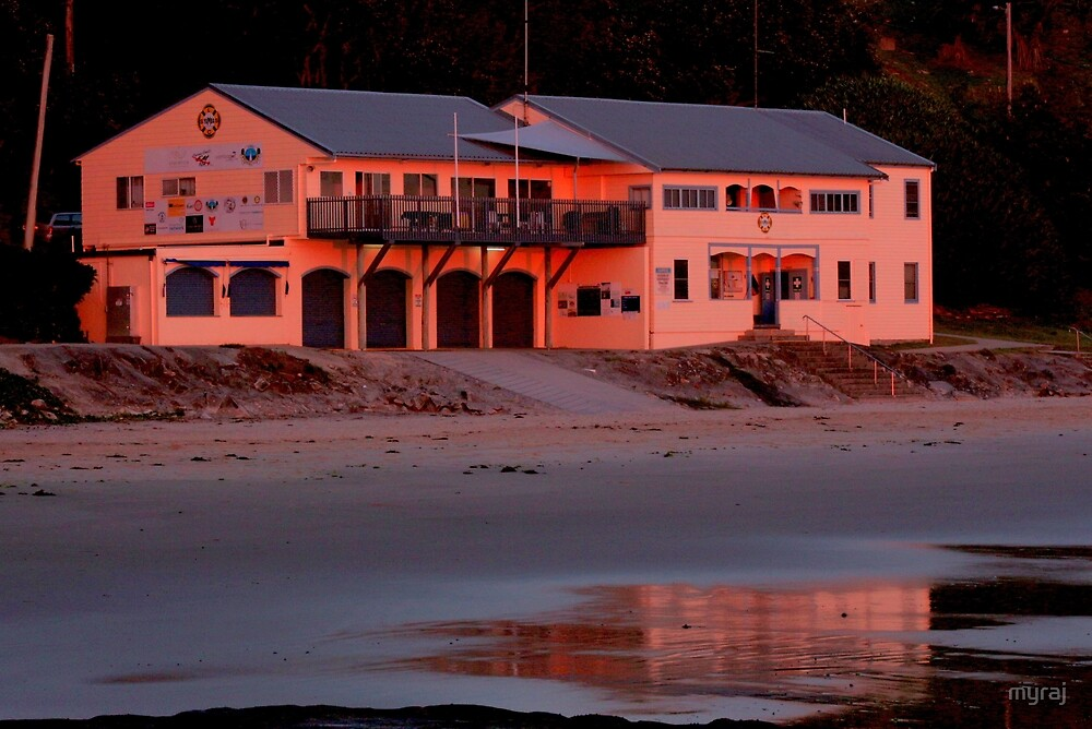 Yamba Surf Club by myraj