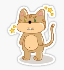 Cat Bear Sticker