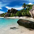 Paradise, Seychelles by Cindy Ritchie