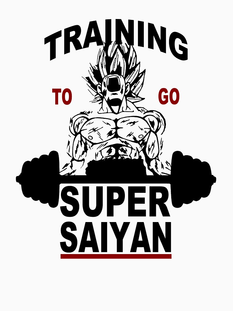Super Saiyan Gym Training