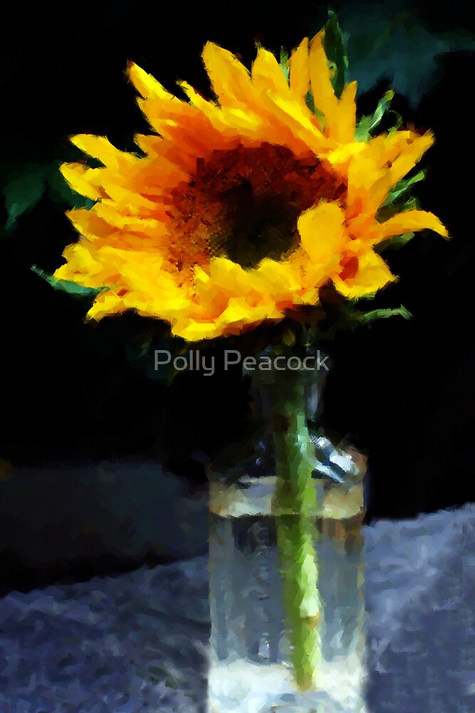 Bottled Sunshine by Polly Peacock
