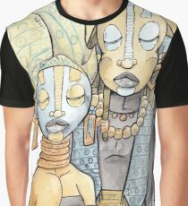 Masquerade Ball Graphic T-Shirt