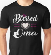 BLESSED OMA Unisex T-Shirt