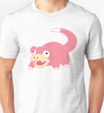 Pokemon - Slowpoke White Unisex T-Shirt