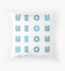 Neon Neon Neon Neon - lustige Neon T Shirt Geschenkidee Bodenkissen