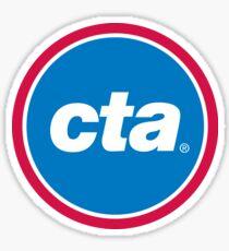 CTA Sticker