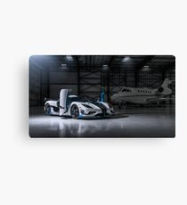 Agera RS1 Private Jet Canvas Print