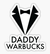 Oliver Warbucks - Annie Sticker