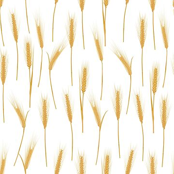 Ears of wheat pattern by TpuPyku