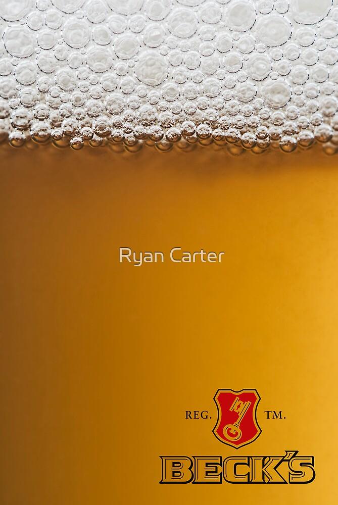 Beer Advertising by Ryan Carter