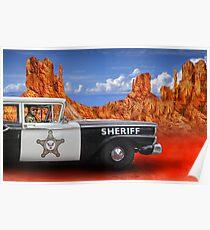 Sheriff Poster