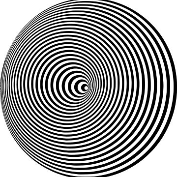 Spiral Motion Illusion by ColorfulCortex