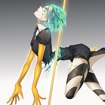 Phosphophyllite - Phase 2 by mintdesu