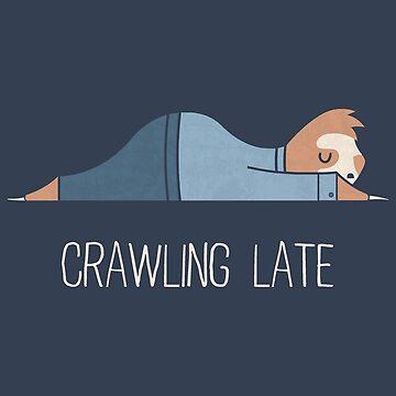 Crawling Late by theodorezirinis