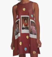 Summer Salt A-Line Dress