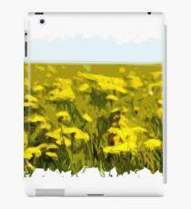 Vinilo o funda para iPad Dandelion Polygon Art