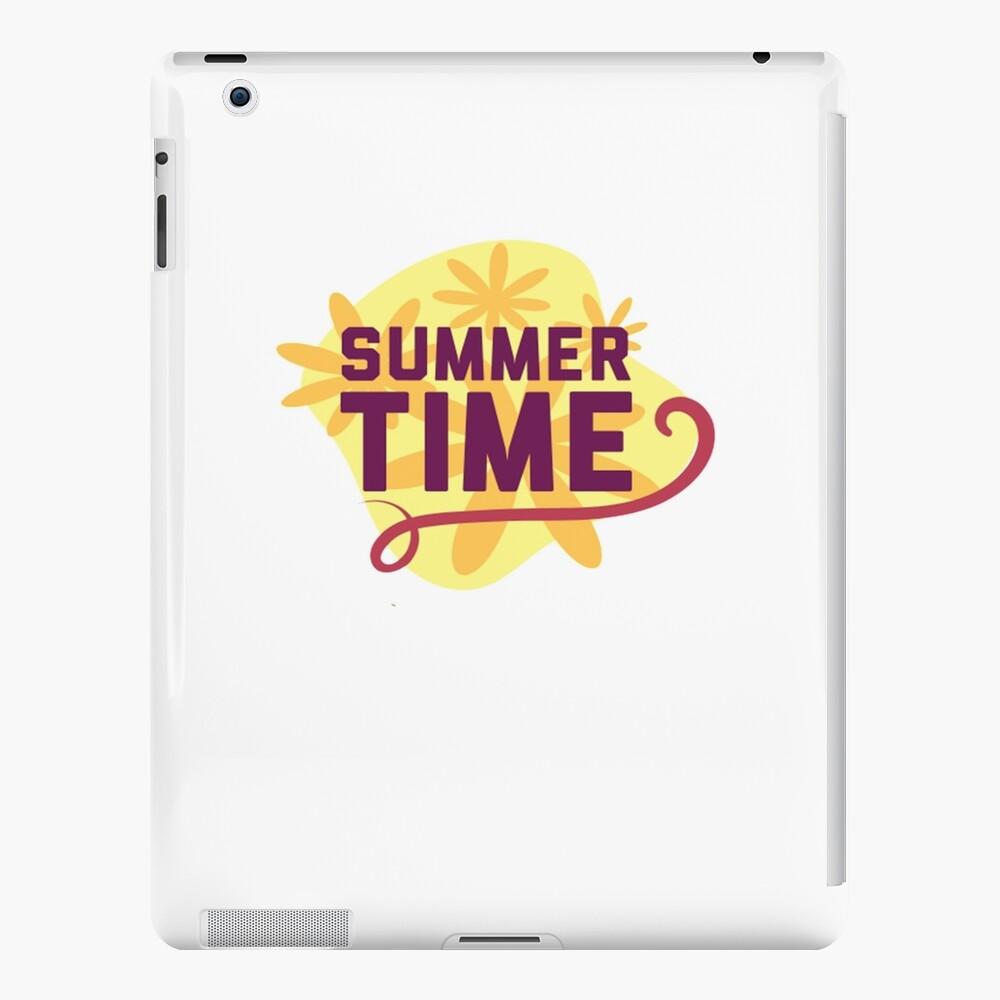 Summer Time iPad-Hülle & Skin