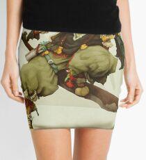 zen: king of pirate gods Mini Skirt