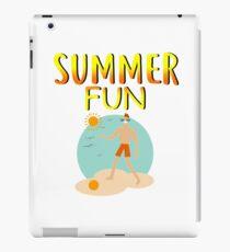 Summer Fun iPad-Hülle & Klebefolie