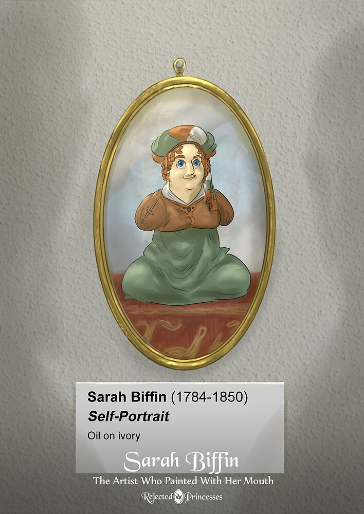 Sarah Biffin - Rejected Princesses by jasonporath