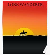 Lone Wanderer  Poster