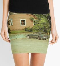 Picturesque Mini Skirt