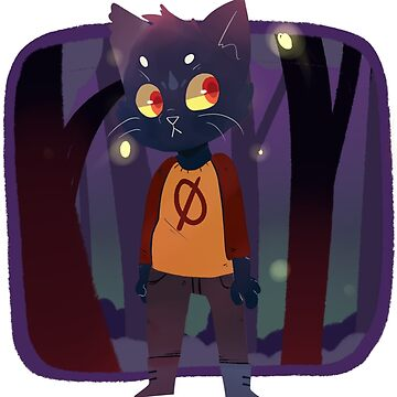 Mae - Night In The Woods by Fzst