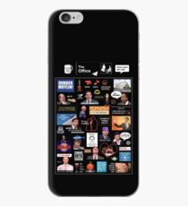 The Office US Montage iPhone Case