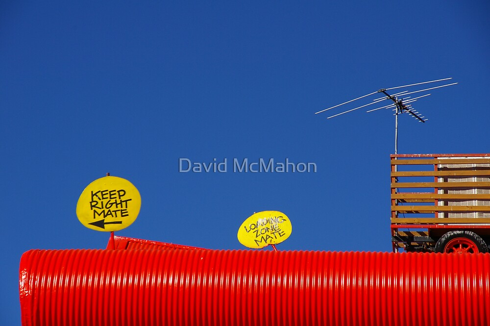 You Parked On The ROOF Of The Pub? by David McMahon