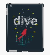 Dive iPad Case/Skin