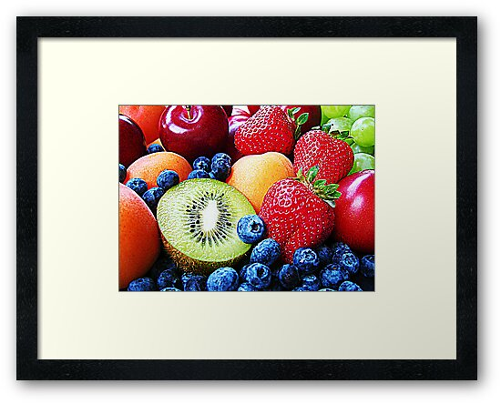 Selection of Fruits by JuliaWright